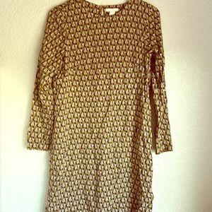 H&M 💯% Rayon abstract dress